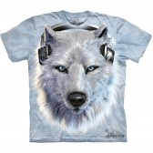 "Футболка The Mountain ""White Wolf DJ"" (детская)"