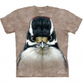 "Футболка ""Downy Woodpecker"" (США)"