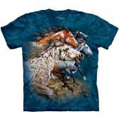 "Футболка The Mountain ""Find 13 Horses"" (детская)"