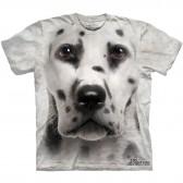 "Футболка ""Dalmatian Face"" (США)"