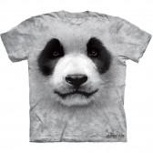 """Футболка The Mountain """"Big Face Panda"""" (детская)"""