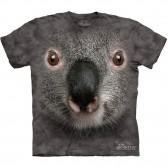 """Футболка The Mountain """"Grey Koala Face"""" (детская)"""