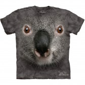 "Футболка ""Grey Koala Face"" (США)"