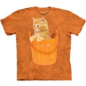 "Футболка ""Bucket Kitten"" (США)"