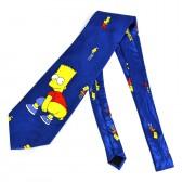 """Галстук """" Семейка Симпсонов (Bart Simpson) -3"""""""