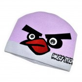 """Шапка """"Angry Birds"""" -01 (violet)"""