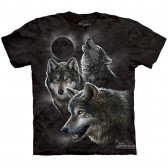 "Футболка The Mountain ""Eclipse Wolves"" (детская)"
