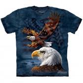 """Футболка """"Eagle Flag Collage"""" (США)"""