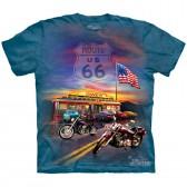 """Футболка """"Route 66"""" (США)"""