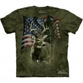 """Футболка """"Deer Flag"""" (США)"""