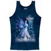 """Женская подростковая майка-топ """"Blue Fairy"""" (США)"""