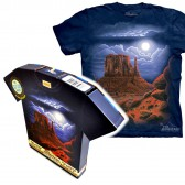 "Футболка в подарочной коробке The Mountain ""Desert Nightscape"""