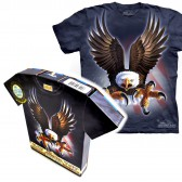 "Футболка в подарочной коробке The Mountain ""Fierce Eagle"""