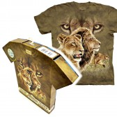 """Футболка в подарочной коробке The Mountain """"Find 10 Lions"""""""