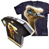 "Футболка в подарочной коробке The Mountain ""Ostrich Totem"""