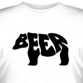 """Футболка """"Beer (пиво)"""""""