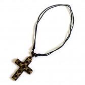 "Кулон-подвеска ""Крест с орнаментом"""