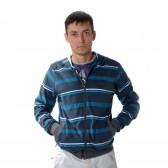 """Толстовка мужская на молнии с капюшоном """"Glacier Wear"""" -06"""