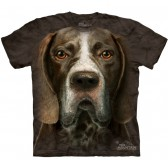 """Футболка The Mountain """"German Shorthaired Pointer Face"""" (детская)"""