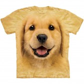 "Футболка The Mountain ""Golden Retriever Puppy"" (десткая)"