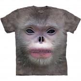 "Футболка ""Big Face Snub Nose Monkey"" (США)"