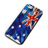 "Чехол для iPhone 5/5s ""Флаг Австралии"""