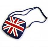"Барсетка ""Британский флаг"""