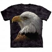 """Футболка The Mountain """"Bald Eagle Portrait"""" (детская)"""