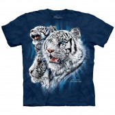 "Футболка ""Find 9 White Tigers"" (США)"