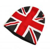 "Шапка вязаная ""Британский флаг"""