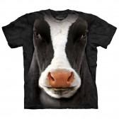 "Футболка ""Cow Face"" (США)"