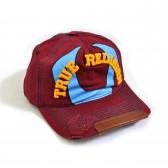 """Кепка-бейсболка с вышивкой """"True Religion"""" -5"""