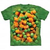 """Футболка """"Peas and Carrots"""" (США)"""