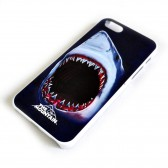 "Чехол для iPhone 5/5s ""Shark Bite (white)"""