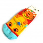"""Носки детские 3D """"Тигра"""" (антибактериальные)"""