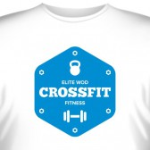 "Футболка ""Crossfit Fitness"""