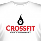 "Футболка ""Crossfit Athletic Performance"""