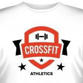"""Футболка """"Crossfit Athletics (2)"""""""