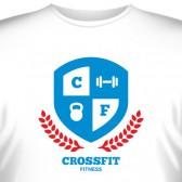 "Футболка ""Crossfit Fitness (2)"""