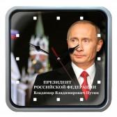 """Часы настенные """"Путин и кремль"""""""