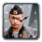 """Часы настенные """"Путин В.В."""" (3)"""