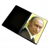 """Обложка для паспорта """"Путин (Все Путём)"""""""