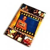 """Обложка для паспорта """"Angelina Jolie"""" -5"""