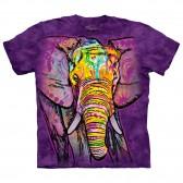 """Футболка """"Russo Elephant"""" (США)"""