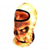 """Подшлемник """"Огненный череп"""""""