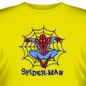 """Футболка детская """"Spider-man"""""""