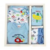 """Набор подарочный, для новорожденного """"Авто"""" -01"""