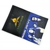 """Обложка для паспорта """"Bon Jovi"""