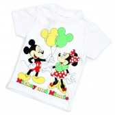 "Футболка детская ""Mickey and Minni"""