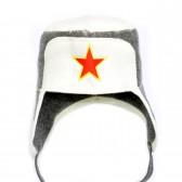 """Шапка для бани """"Красная звезда"""""""